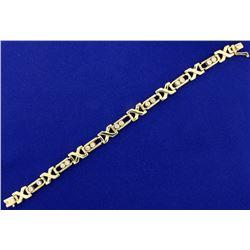 1ct TW Sliding Diamond Designer Bracelet