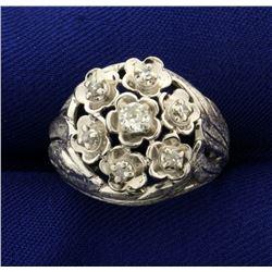 .2ct TW Diamond Ring in White Gold