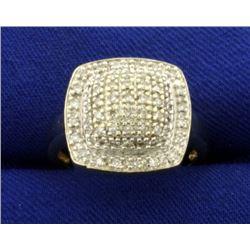1/2 ct TW Diamond Ring in 14k Gold