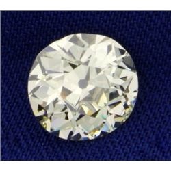 GIA Certified 2.84ct Old European Cut Diamond