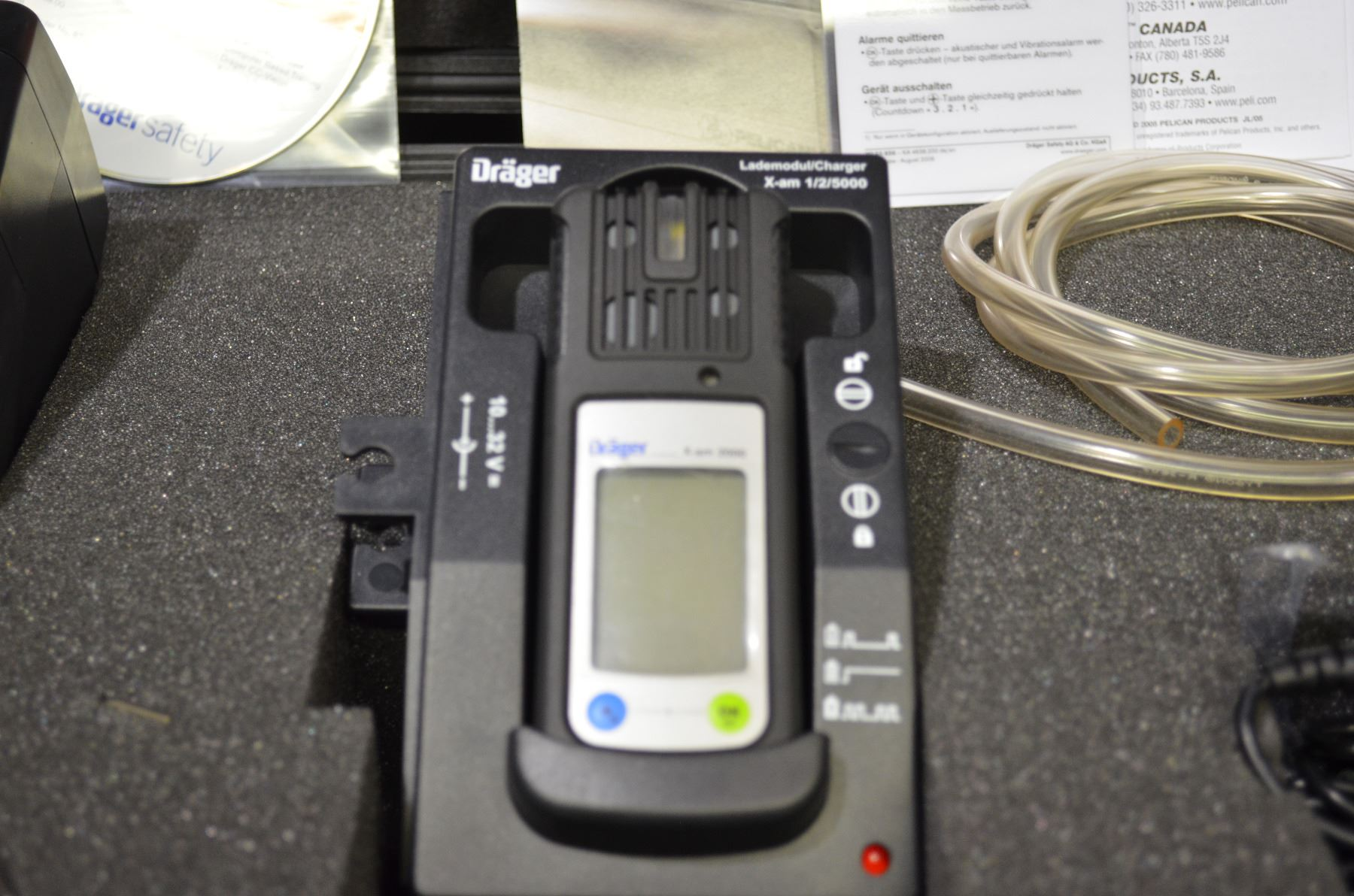 Drager Gas Detector - New/Never Used!