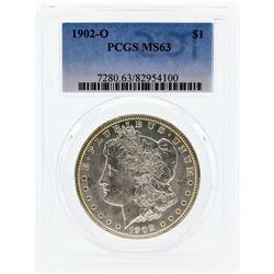 1902-O PCGS MS63 Morgan Silver Dollar
