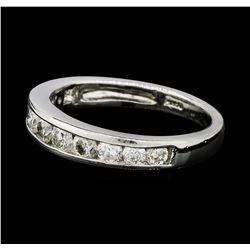 0.50 ctw Diamond Ring - Platinum
