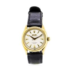 Rolex Oyster Perpetual Wristwatch - 14KT Yellow Gold