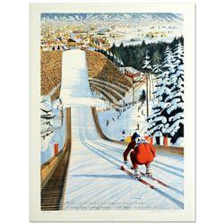 90-Meter Ski Jump