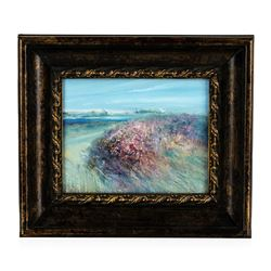 Cape Cod Dunes Original Oil by American Impressionist Hall Groat Sr.