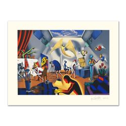 The Big Picture by Kostabi, Mark
