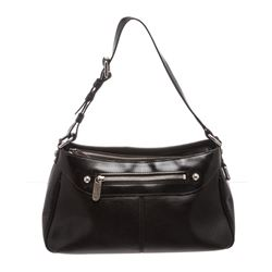 Louis Vuitton Black Epi Leather Turene PM Bag