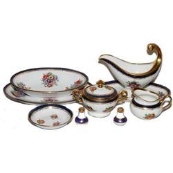 Antique Hutschenreuther Bavarian Porcelain Service