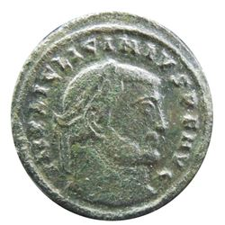 Roman coin of Licinius I.