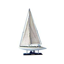 "Wooden Australia 2 Limited Model Yacht 40"""