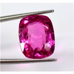 11.30 carat Natural Red Mozambique Ruby Certified Loose Gemstone