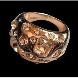 Swarovski Crystal Fashion Ring