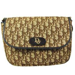Rare Christian Dior Monogram Trotter Hand Bag
