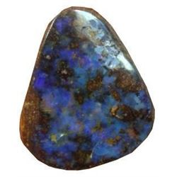 20.15 Cts Boulder Opal High Polished Stone