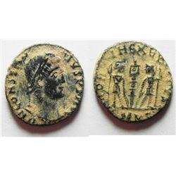 Constantius II AE 4