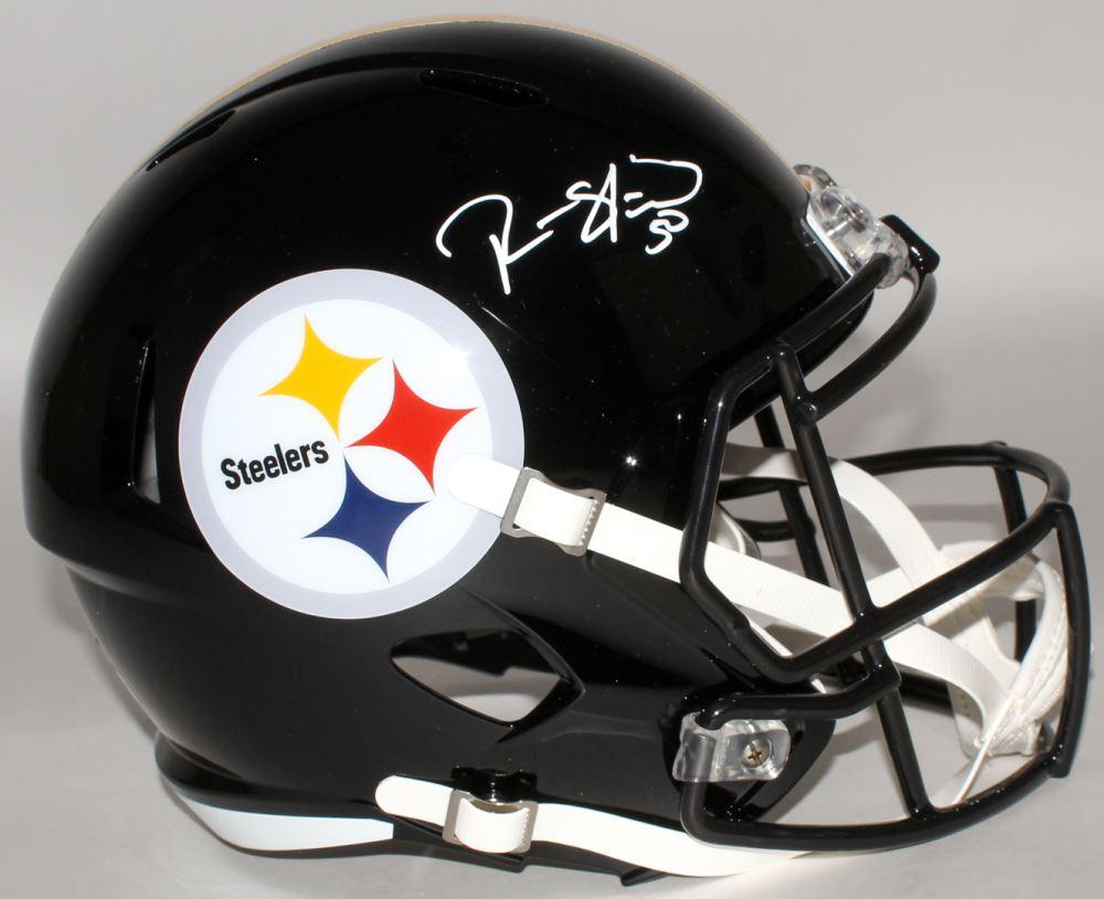 9cf7d69b5 Image 1   Ryan Shazier Signed Steelers Full-Size Speed Helmet (Radke COA)