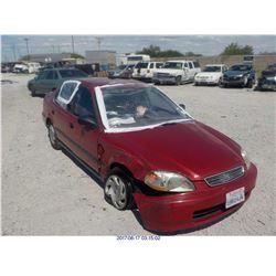1997 - HONDA CIVIC