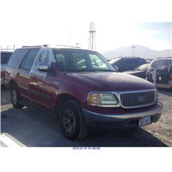 1999 - FORD EXPEDITION // REBUILT SALVAGE