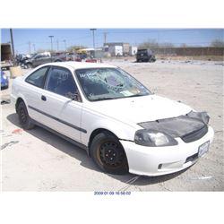2000 - HONDA CIVIC