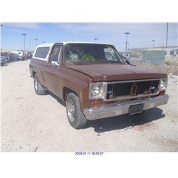 1975 - GMC PICK UP