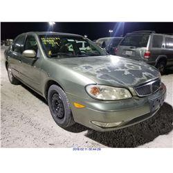2000 - INFINITI I30