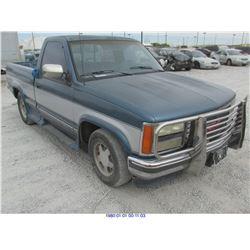 1990 - GMC SIERRA 1500