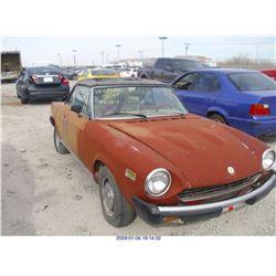 1976 - FIAT 124