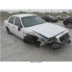 2009 - FORD CROWN VICTORIA