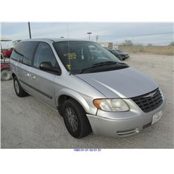2005 - CHRYSLER TOWN AND COUNTRY