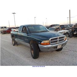 1997 - DODGE DAKOTA