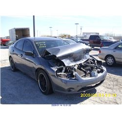 2004 - MITSUBISHI GALANT // PARTS ONLY