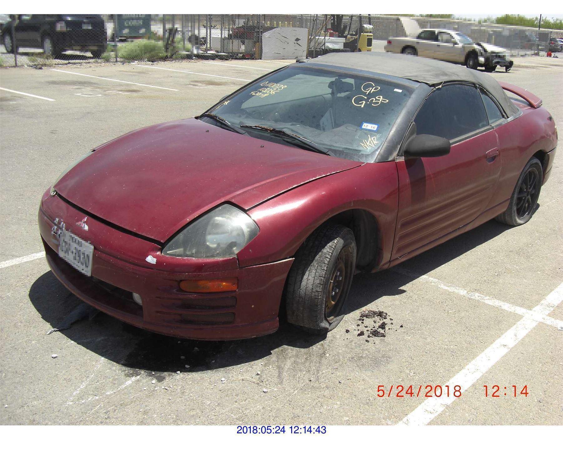2001 - Mitsubishi Eclipse