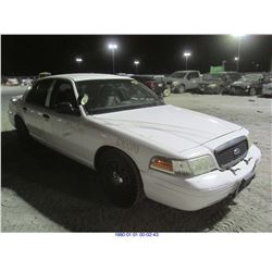 2010 - FORD CROWN VICTORIA