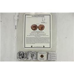 193-211 A.D. SEPTIMIUS SEVERUS ANCIENT COIN