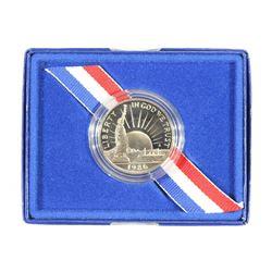 1986-S STATUE OF LIBERTY PROOF HALF DOLLAR