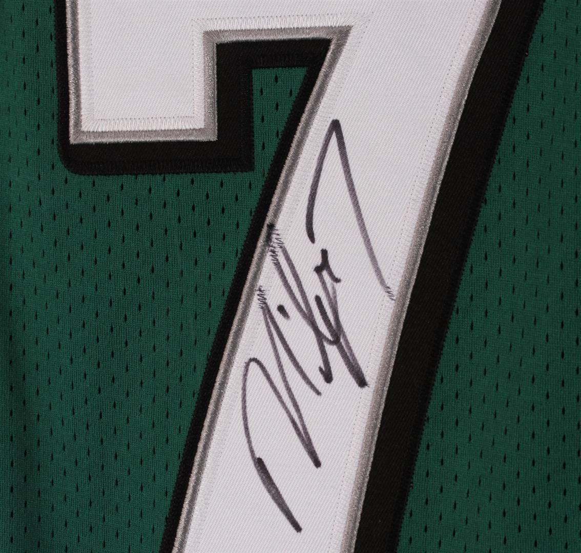 online store 7680c a59d3 Philadelphia Eagles Michael Vick Autographed Jersey