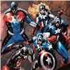 Image 2 : Captain America Corps #2