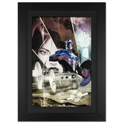 Captain America: Forever Allies #3