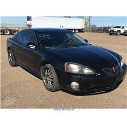 2004 - PONTIAC GRAND PRIX//TEXAS REGISTRATION ONLY
