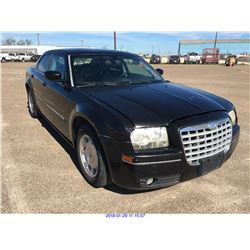 2006 - CHRYSLER 300//TEXAS REGISTRATION ONLY//REBUILT SALVAGE