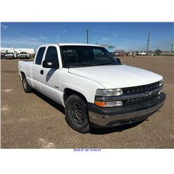 2002 - CHEVROLET SILVERADO 1500//TEXAS REGISTRATION ONLY//REBUILT SALVAGE