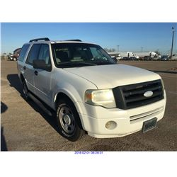 2008 - FORD EXPEDITION// TEXAS TITLE