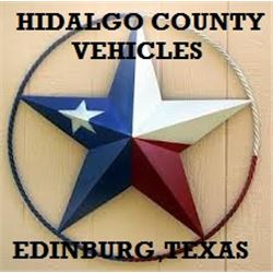 HIDALGO COUNTY VEHICLES