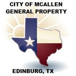 CITY OF MCALLEN GENERAL PROPERTY