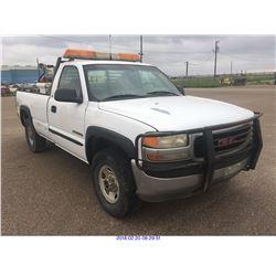 2000 - GMC 2500