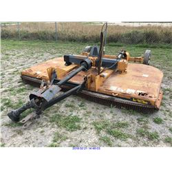 WOODS DS120 SHREDDER