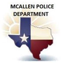 MCALLEN POLICE DEPARTMENT VEHICLES
