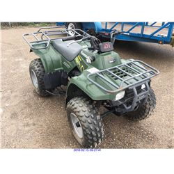 2004 - KAWASAKI ATV 4 WHEELER // TEXAS REGISTRATION
