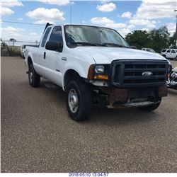 2006 - FORD F250 4X4